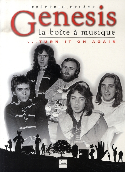 Genesis, la boite à musique ;...turn it on again