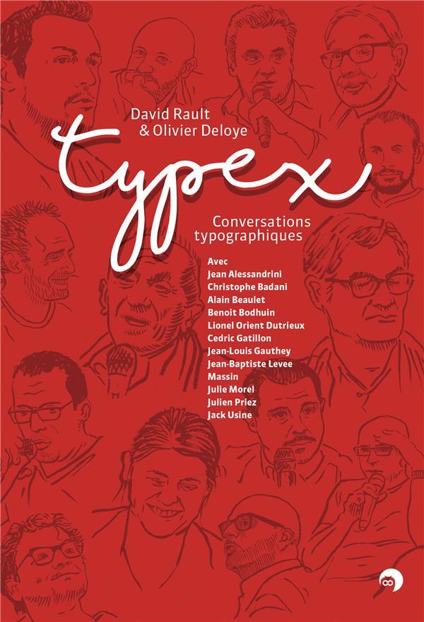 Typex ; conversations typographiques