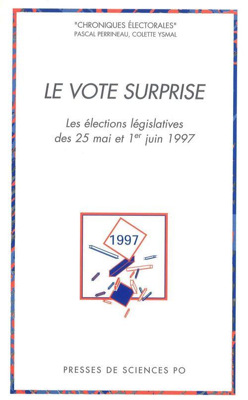 Le vote surprise