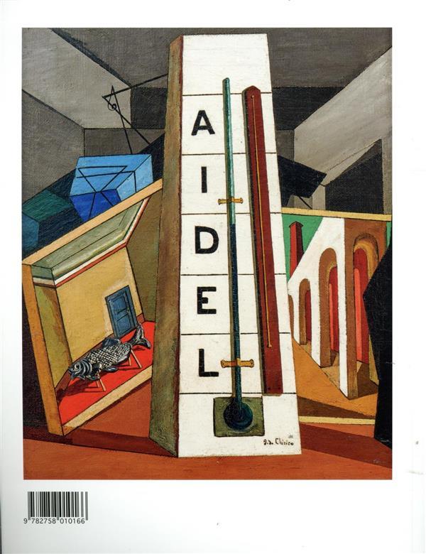 Connaissance des arts hors-serie n.907 ; de chirico, la peinture metaphysique