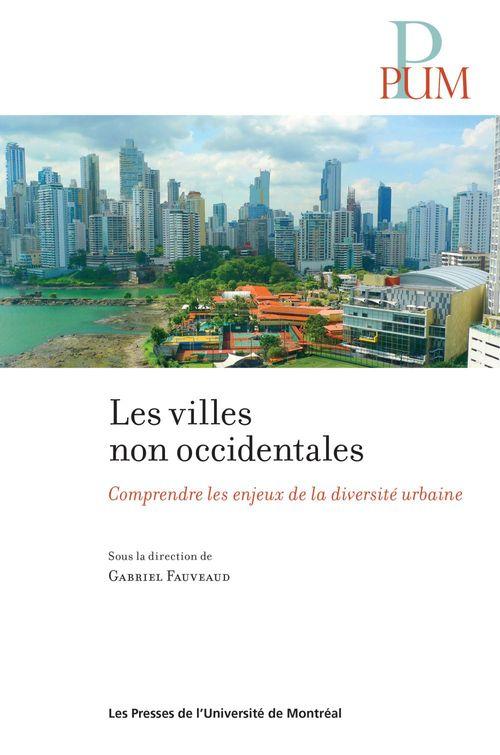 Les villes non occidentales