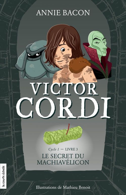 Victor Cordi ; le secret du Machiavélicon