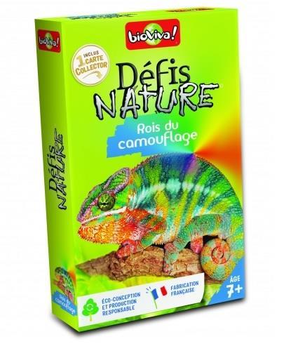 Defis nature - rois du camouflage
