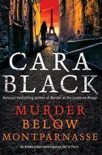 Vente Livre Numérique : Murder Below Montparnasse  - Cara Black