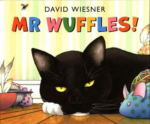 MR WUFFLES !