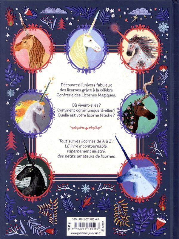 Le Grand Livre Des Licornes Selwyn E Phipps Gallimard Jeunesse Grand Format Librairie Gallimard Paris