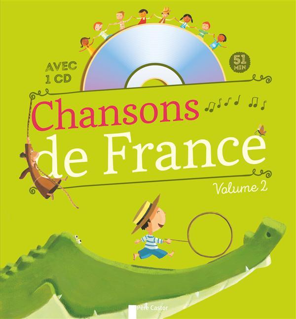 chansons de France t.2