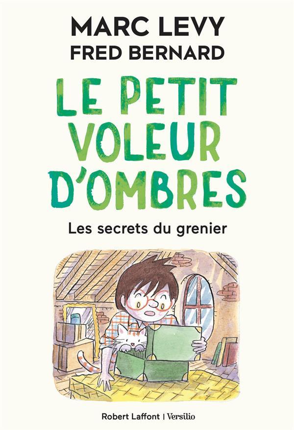 LE PETIT VOLEUR D'OMBRES - TOME 4 LES SECRETS DU GRENIER - VOL04