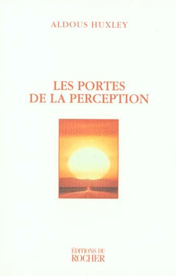 Les portes de la perception