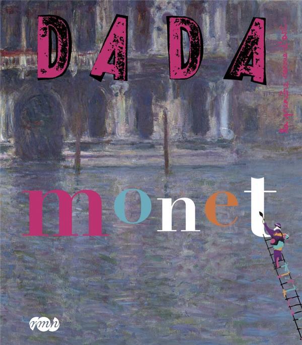 Monet  revue dada n 158