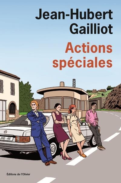Actions spéciales