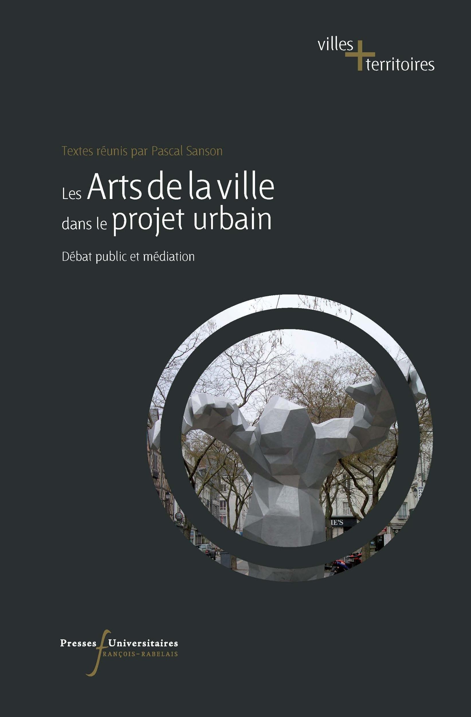 Arts de la ville dans le projet urbain