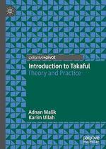 Introduction to Takaful  - Adnan Malik - Karim Ullah