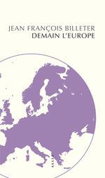 Couverture de Demain l'europe