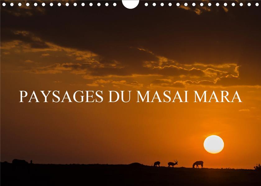 Paysages du Masai Mara (édition 2020)