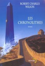 Couverture de Les chronolithes