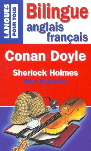 Sherlock Holmes ; more mysteries