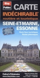 SEINE-ET-MARNE (77), ESSONNE (91) - CARTE R