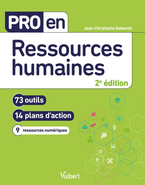 Pro en... ; ressources humaines