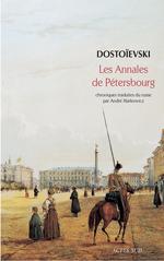 Vente Livre Numérique : Les annales de Pétersbourg  - FEDOR DOSTOÏEVSKI