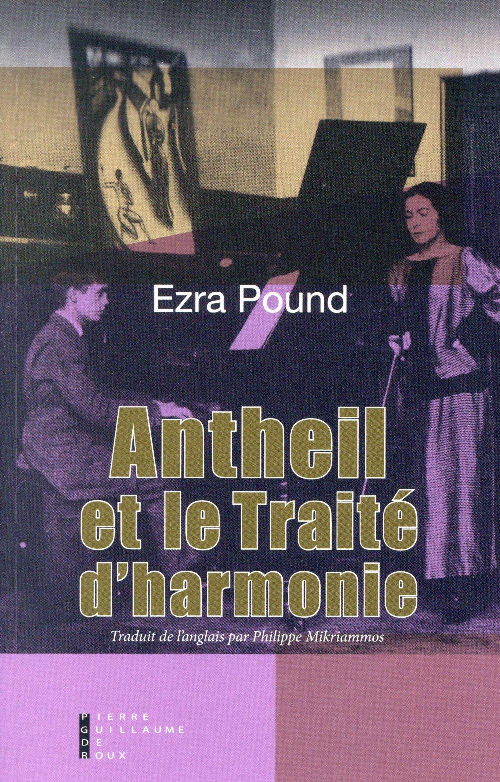 Antheil et le traité d'harmonie