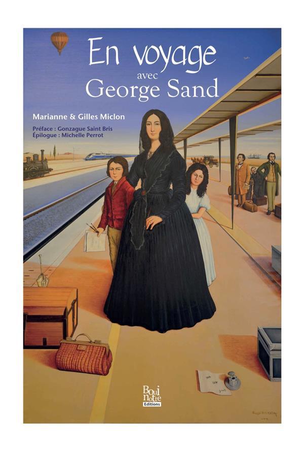 En voyage avec George Sand