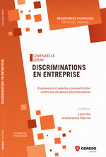 Vente Livre Numérique : Discriminations en entreprise  - Gwenaëlle Leray