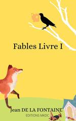 Vente Livre Numérique : Fables Livre I  - Jean (de) La Fontaine