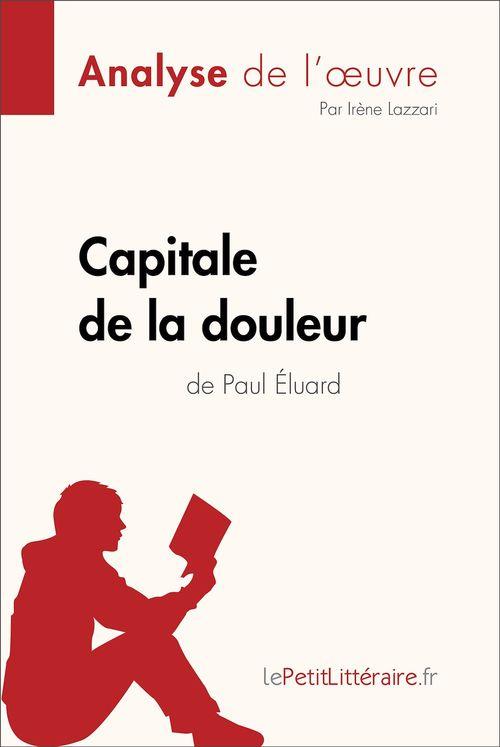 Capitale de la douleur de Paul Éluard (Analyse de l'oeuvre)