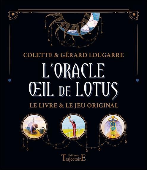 L'oracle oeil de lotus ; coffret : le livre et le jeu original