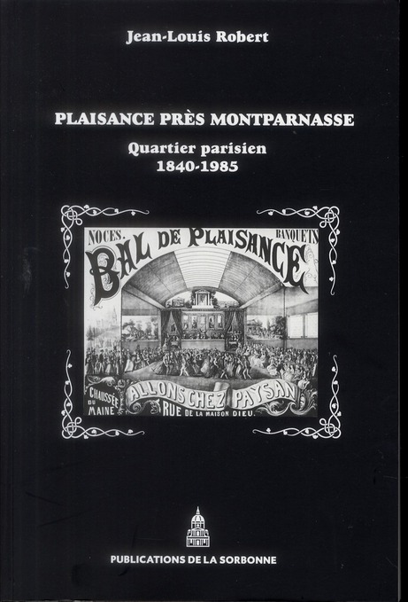 plaisance pres montparnasse - quartier parisien (1840-1985)