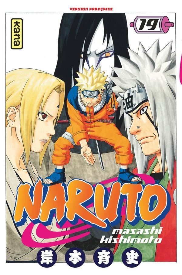 Naruto T19