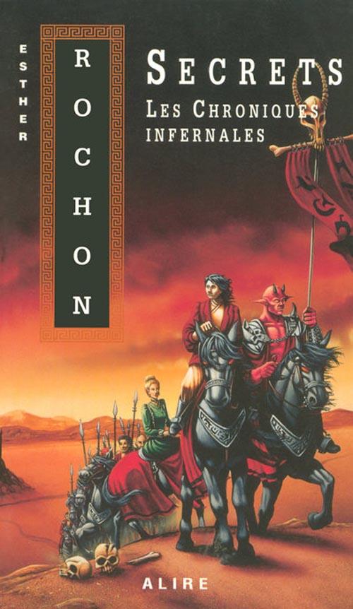 Les chroniques infernales - tome 4 secrets - vol04