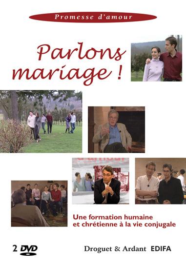 Parcours promesse d'amour ; parlons mariage !