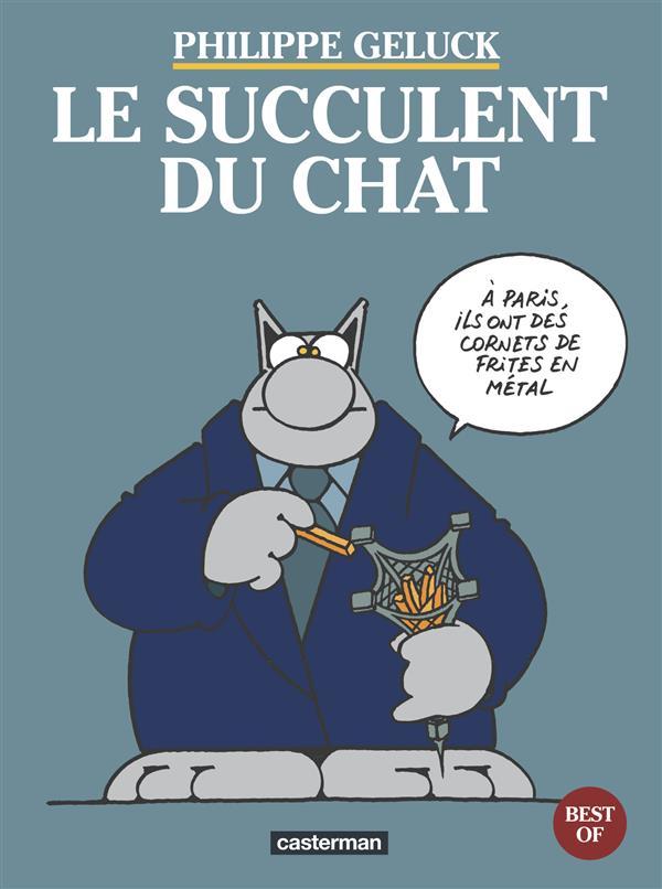 Les best-of du Chat T.3 ; le succulent du Chat