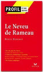 Profil - Diderot (Denis) : Le Neveu de Rameau  - DENIS DIDEROT - Jean-Daniel Mallet