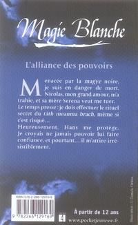 magie blanche t.6 ; l'alliance des pouvoirs