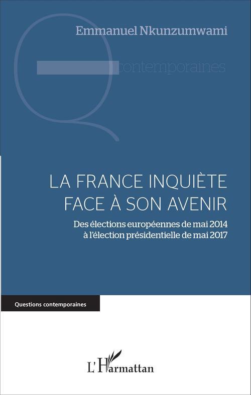 La France inquiète face à son avenir