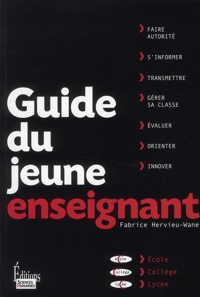 Guide Du Jeune Enseignant