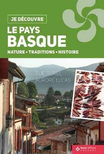 je découvre le pays basque