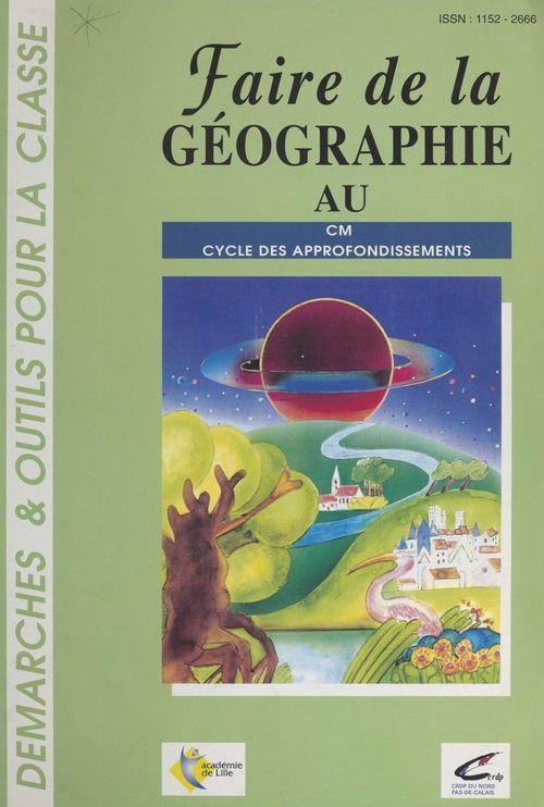 Faire de la géographie au cours moyen
