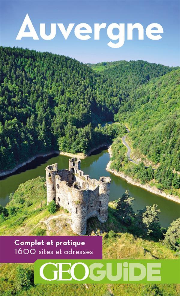 GEOguide ; Auvergne