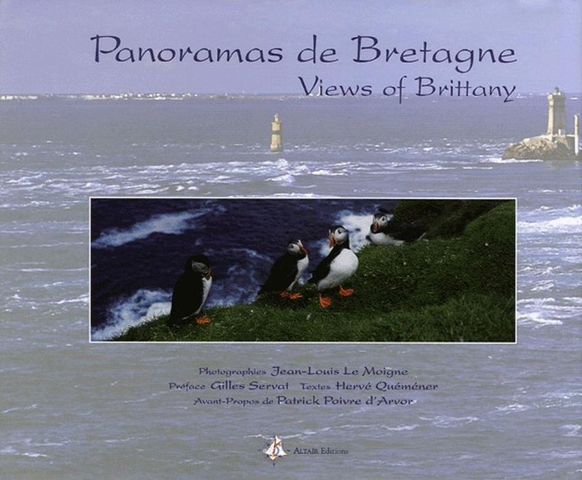 panoramas de Bretagne ; views of Brittany