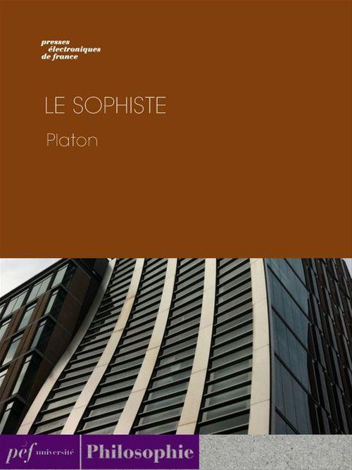 Le Sophiste