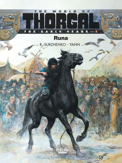 The World of Thorgal: The Early Years 3. Runa