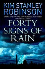 Vente EBooks : Forty Signs of Rain  - Kim Stanley Robinson