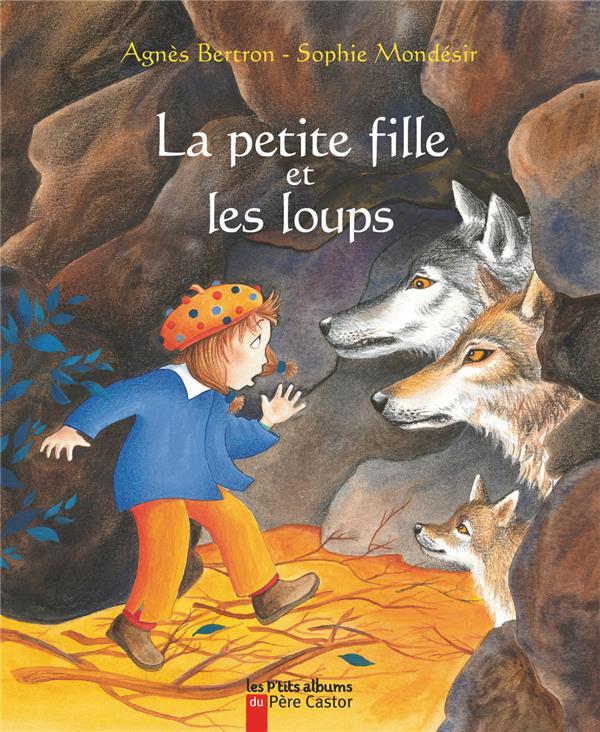 La petite fille et les loups