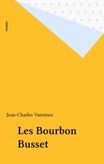 Les Bourbon Busset  - Jean-Charles Varennes - Varennes/Jc
