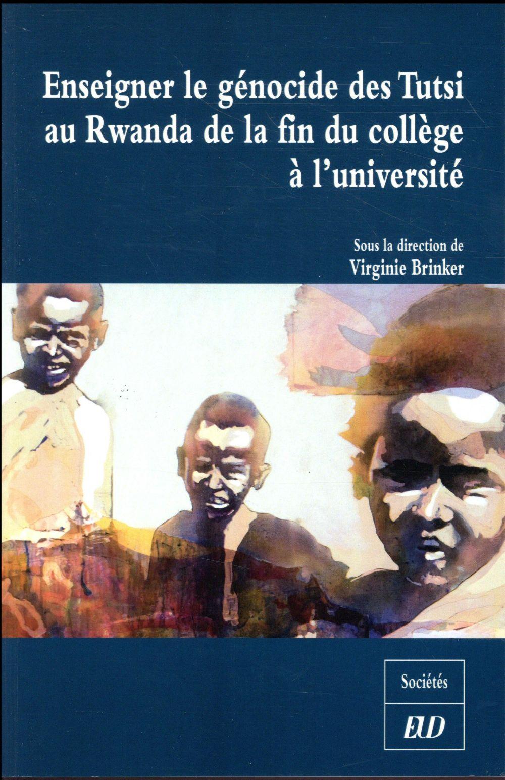 Enseigner le génocide des Tutsi de la fin du collège à l'université