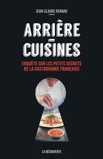 Vente Livre Numérique : Arrière-cuisines  - Jean-Claude RENARD